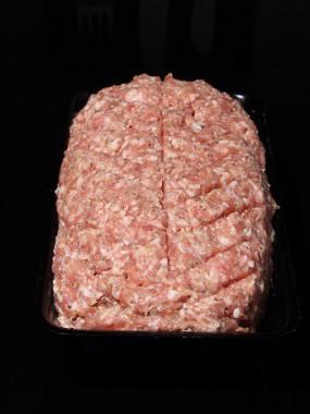 Hachie porc et veau